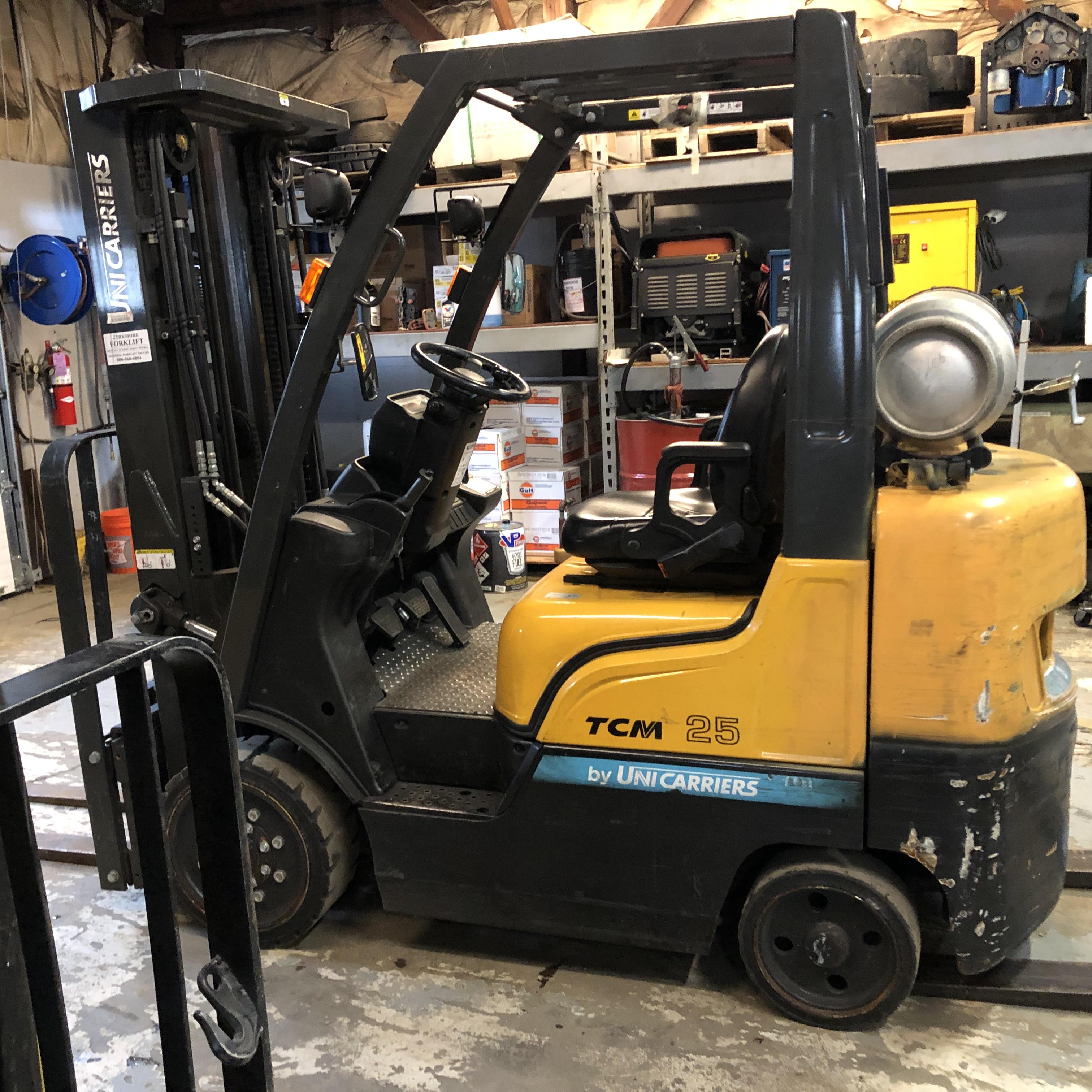 Berkshire Forklift - Used Forklifts